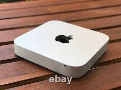 Apple mac mini (fin 2012) Intel core i5 2.5GHz 8GB RAM 500GB HDD