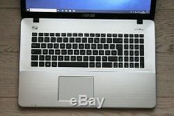 Asus R752LK 17.3 Intel Core i7-4510U 2 ghz Ram 8 Go SSD 500 Go