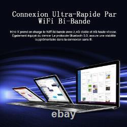 CHUWI Hi10 X Tablette PC 10,1 Windows Intel N4120 Quad-Core 2,4 GHz IPS 6+128Go