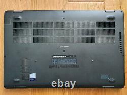 DELL Latitude 5500 (2020) Intel Core i5-8365U 1.60GHz 8 GB SSD 256GB 15.6