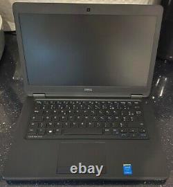 Dell Latitude E5450 Intel Core i5 5300U 2.30GHz 8Go 512Go SSD 14 HD LED