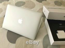 Etat NEUF MACBOOK PRO RETINA 13 INTEL CORE i5 2,60 Ghz SSD 512 Go