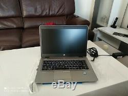 HP EliteBook 840 G3 Intel Core I5 Vpro 6300U 2.40 GHz 8 Go Ordinateur
