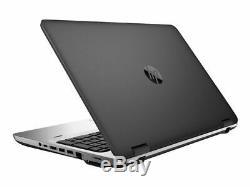 HP ProBook 650 G2 Intel Core i5 6300U 2.4GHz 15.6 8Go RAM SSD 512 Go