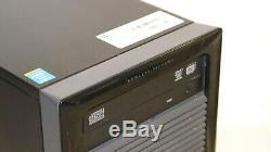 HP ProDesk 400 G1 MT Intel Core i5-4750 3.2GHz 8Go 240SSD 500Go DvdRUsb3.0 Win10