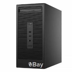 HP ProDesk 400 G1 MT PC Intel Core i3 4150 3.5GHz 4 Go RAM 500G HDD Windows 10