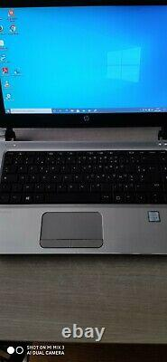 HP Probook 430 G3 8Go Ram/DD 500 Go Intel Core I5 6200U 2.3Ghz+batterie neuve