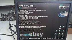HP Proliant DL360 Gen9 G9 2x 2.4GHz E5-2630v3 16-Core 64GB RAM 4 x HP 900GB 10K