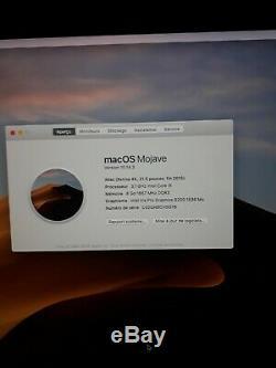 IMac 21,5 pouces Écran Retina 4K Processeur Intel Core i5 3,1 GHz 1 To