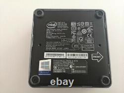 INTEL NUC NUC6CAYS 2Go DDR3- Intel celeron Quad core 1,5 Ghz