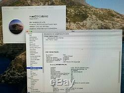 Imac 27 Pouces fin 2012 Intel Core I5 2,9Ghz -32 Go Ram -SSD 1 To