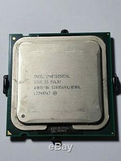 Intel Core2 Quad Extreme QX9650 Q7UE (4 cores 3Ghz) Intel Confidential