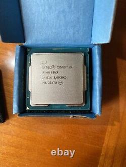 Intel Core I9 9900KF 3.6Ghz 1151 Box