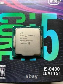 Intel Core i5-8400 2,8 GHz Coffee Lake Processeur