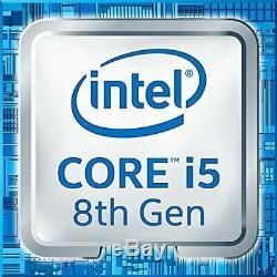 Intel Core i5-8600K, LGA 1151, 6 x 3,6 GHz (4,3 GHz turbo), NEUF, Garantie 2 ans