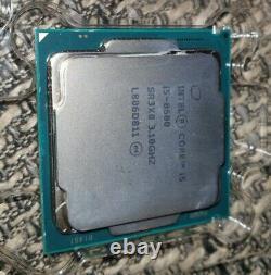 Intel Core i5-8600 3.1GHz 9Mo Smart Cache