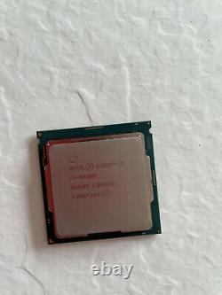 Intel Core i5-9400F 2,9gHz Hexa-Coeur Processeur