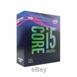 Intel Core i5-9600KF 3,70GHz Hexa-Coeur Processeur (BX80684I59600KF)