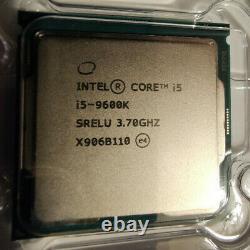 Intel Core i5-9600K 3,70 GHz LGA1151 Hexa Core Processeur