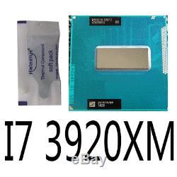 Intel Core i7-3920XM 2.9 GHz Quad-Core SR0T2 Mobile CPU Processor
