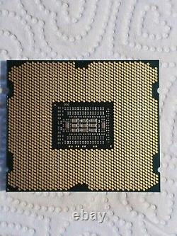 Intel Core i7-3970X Extreme 6 cores 3.5 Ghz / Boost 4Ghz SR0WR
