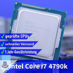 Intel Core i7-4790K 4.00 GHZ Haswell R Socle LGA 1150