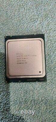 Intel Core i7-4930K 3.40 GHz 6 coeurs 12 Mo Cache Socket-LGA2011 CPU Processeur