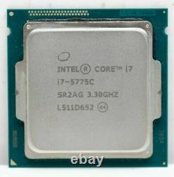 Intel Core i7-5775C 4-Core 8Threads 3.3 GHz SR2AG Socket 1150 6200 CPU Processor
