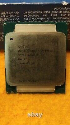 Intel Core i7 5960X Extreme edition 3.0 GHz 8-Core LGA 2011-3