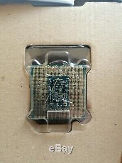 Intel Core i7 6700K sr2l0 complet boîte notice CPU 4.0GHz LGA1151 4core 8thread