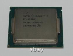 Intel Core i7-6700T 2,8 GHz 8Mo socket 1151