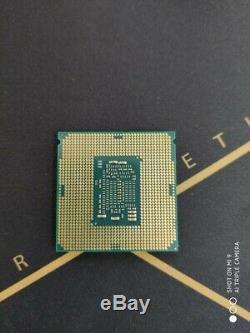 Intel Core i7-7700K 4,20GHz Quad Core Processeur (BX80677I77700K)