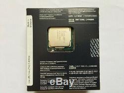Intel Core i7-8700K 3,70 GHz FCLGA1151 Hexa Core Processeur (BX80684I78700K)