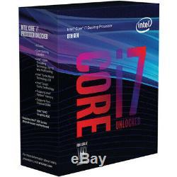 Intel Core i7-8700K (3.7GHz) 6-Core LGA 1151