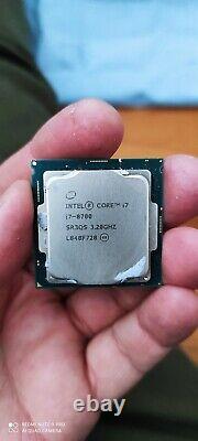 Intel Core i7-8700 3,20GHz Hexa Core Processeur