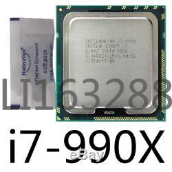 Intel Core i7-990X 6 Core 12MCache 3.46GHz(3.73 Turbo) 6.40GT/s Processor