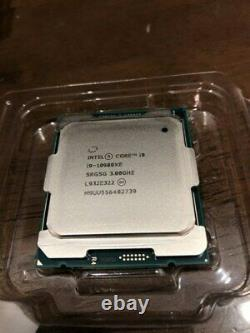 Intel Core i9-10980XE processor 3 GHz 4.6 Ghz 24.75 MB