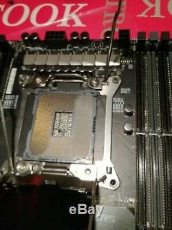 Intel Core i9-7900X pre-binned 4.6GHz + Rampage VI Extreme + EK RGB monoblock