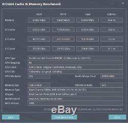 Intel Core i9-9900KF 3,60 GHz Octa-Core Processeur (BX80684I99900KF)