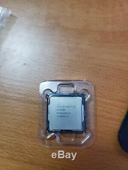 Intel Core i9-9900K 3,60 GHz FCLGA1151 Octa Core Processeur (BX80684I99900K)