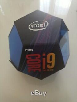Intel Core i9-9900K processeur 3,6 GHz Boîte 16 Mo Smart Cache 8 coeurs