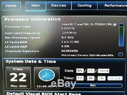 Intel NUC7i5BNK(Core i5-7260U / 2.20 GHz / Turbo 3.4 GHz 32 GIGAS DDR4)