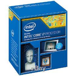 Intel(R) Core(TM) CPU processeur i7 4790 3.60GHz 3.60 GHz sans la boite
