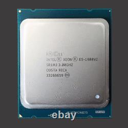 Intel Xéon E5-1680 v2 8-Core 3.0 GHZ SR1MJ Lierre Bridge-Lga 2011 Prise