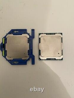 Intel Xeon E5-2667v4 8-Core CPU 8x 3.20 GHZ- SR2P5