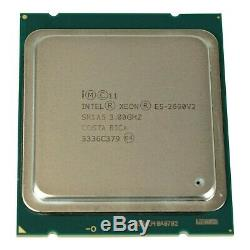 Intel Xeon E5-2690 V2 3.00ghz 10-core 25mb 130w Cpu Processor Sr1a5