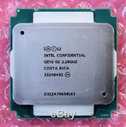 Intel Xeon E5 2695 V3 (QEY6) 14-Core 2.2ghz/35M LGA2011-3 Processeur CPU Es