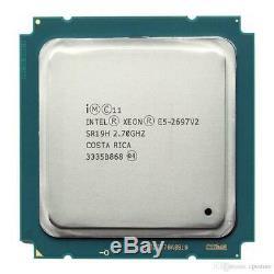 Intel Xeon E5-2697 v2 2.70 GHz 12-Core OEM Garantie 1 An pour Mac Pro 6,1