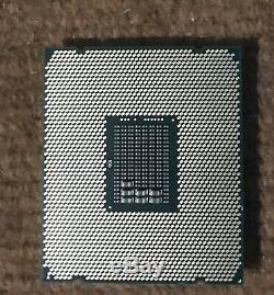 Intel Xeon E5 2698 V4 ES QHUZ (20 Core X 2.0Ghz) LGA2011-3 135W Processeur #2