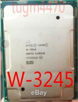 Intel Xeon W-3245 3.2GHz 16core 32thr 3647 official version server CPU processor